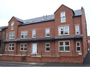 2 Bedrooms Flat for rent in Nelson Court, Carlisle, CA2 5QT