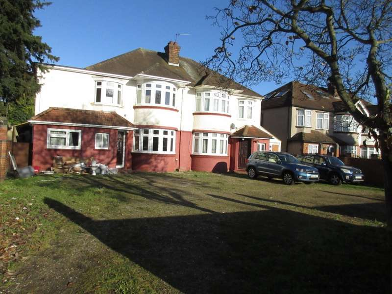 4 Bedrooms Semi Detached House for rent in Great West Road, Isleworth, TW7
