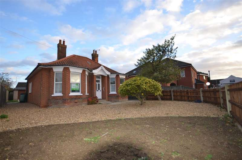 3 Bedrooms Bungalow for sale in Stalham, Norwich, NR12