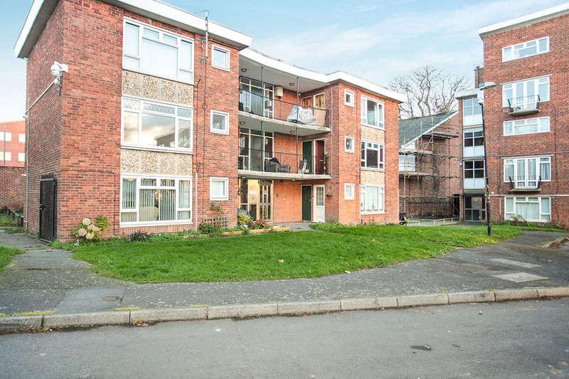 1 Bedroom Flat for sale in Meadow Court Meadow Street, Nuneaton, CV11