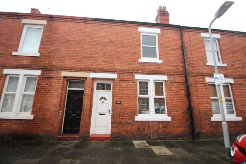 2 Bedrooms Property for sale in Sybil Street, Carlisle, CA1
