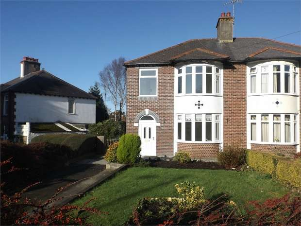 3 Bedrooms Semi Detached House for sale in Church Crescent, Baglan, Port Talbot, West Glamorgan