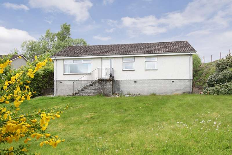3 Bedrooms Bungalow for sale in Manse Road, Killin, Perthshire, FK21 8UY