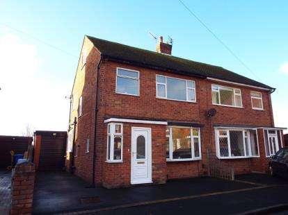 3 Bedrooms Semi Detached House for sale in Raybourne Avenue, Poulton-Le-Fylde, Lancashire, FY6