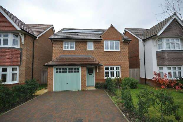 4 Bedrooms Detached House for rent in Martinet Road, Woodley, RG5 4TQ