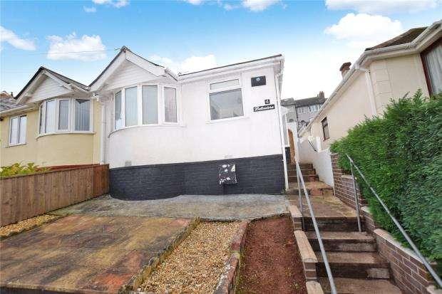 2 Bedrooms Semi Detached Bungalow for sale in Berry Drive, Paignton, Devon