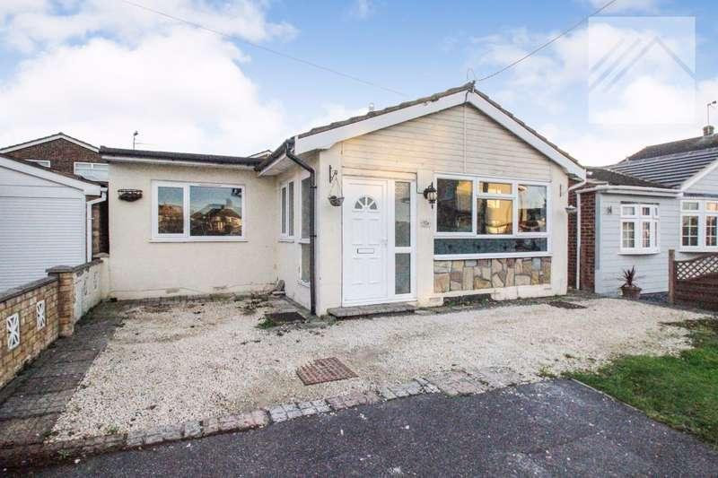 2 Bedrooms Bungalow for sale in Denham Road, Canvey Island - GET STUCK IN