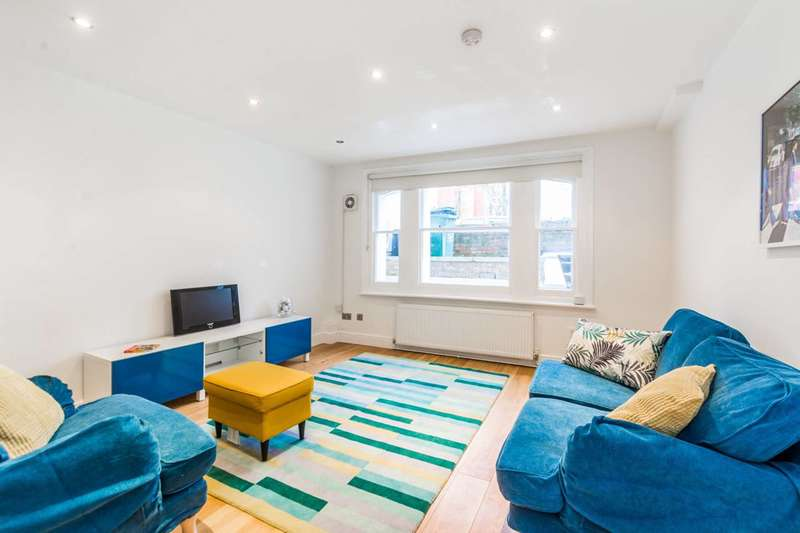 2 Bedrooms Flat for sale in Davenant Road, Archway, N19