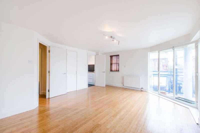 1 Bedroom Flat for sale in Reginald Place, Deptford, SE8
