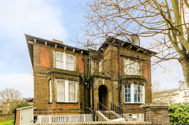 1 Bedroom Flat for sale in Grove Crescent, Kingston, KT1