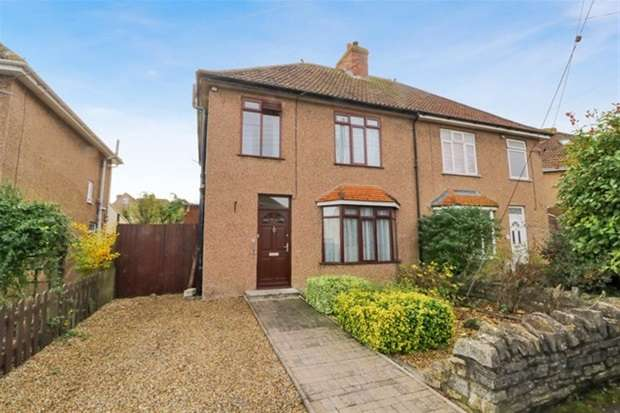 3 Bedrooms Semi Detached House for sale in Green Lane Avenue, Street