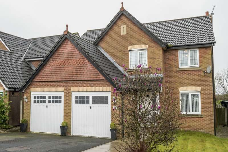 5 Bedrooms Detached House for sale in Vale Croft, Skelmersdale, Lancashire, WN8