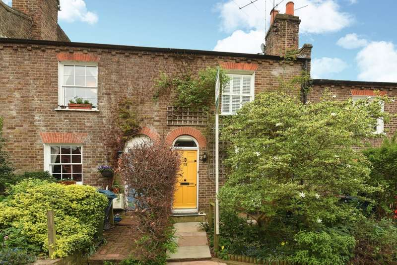 2 Bedrooms Cottage House for sale in West Street, Harrow on the Hill, HA1