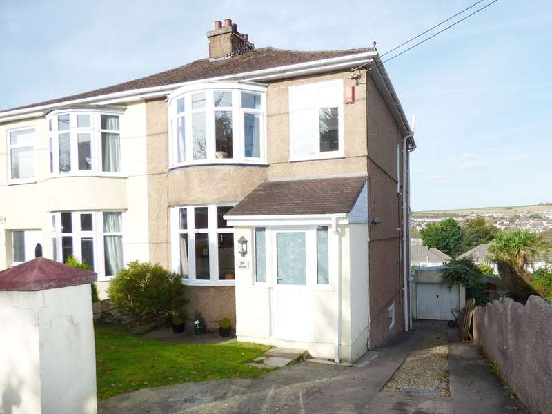 3 Bedrooms Semi Detached House for sale in Plympton , Plymouth