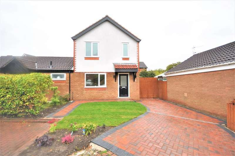 2 Bedrooms Semi Detached House for sale in Masonwood, Fulwood, Preston, Lancashire, PR2 8WE