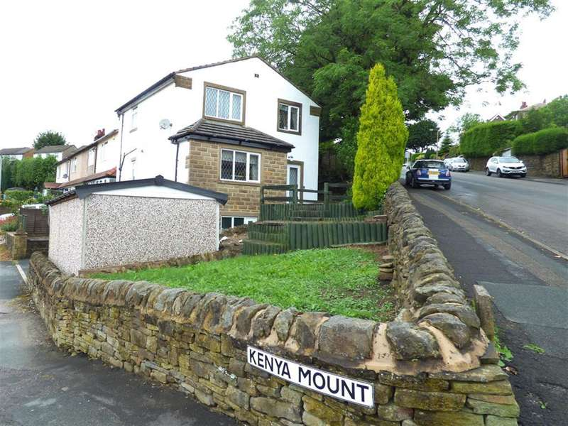 3 Bedrooms Detached House for sale in Kenya Mount, Keighley, BD21 2TJ
