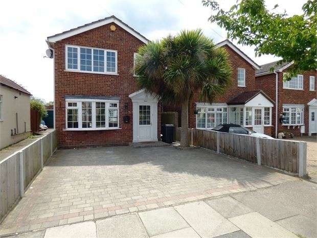 3 Bedrooms Detached House for sale in Gravel Road, Leigh on sea, Leigh on sea, SS9 5AS
