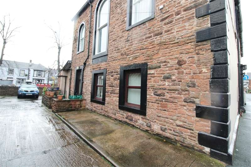 2 Bedrooms Flat for sale in CA11 7PX Strickland House, Corney Square, Penrith, Cumbria