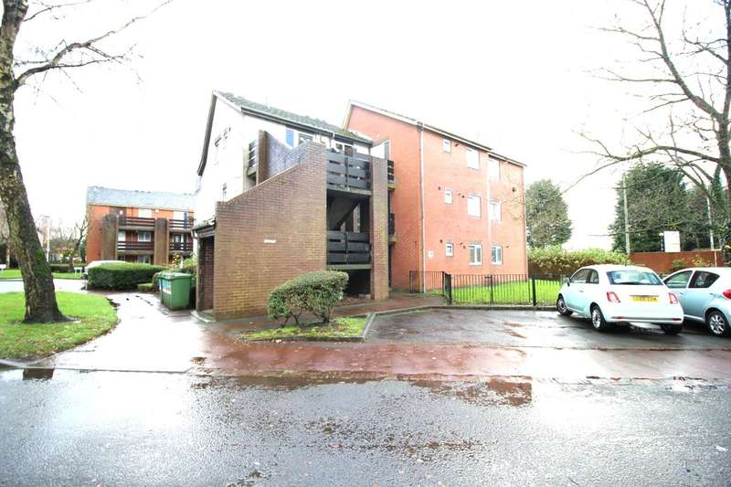 1 Bedroom Flat for sale in The Paddock, Fulwood, Preston, PR2