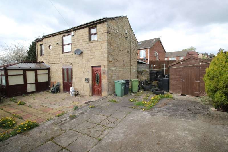 4 Bedrooms Detached House for sale in Hollinbank Lane, Heckmondwike, WF16