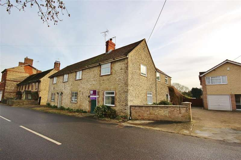 3 Bedrooms Semi Detached House for rent in High Street, Stanford In The Vale, SN7