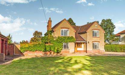 5 Bedrooms Detached House for sale in Hoveton, Norwich, Norfolk