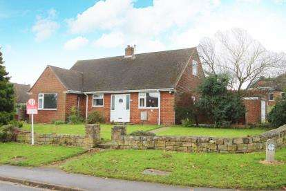 2 Bedrooms Bungalow for sale in Salisbury Avenue, Chesterfield, Derbyshire