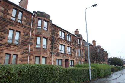 2 Bedrooms Flat for sale in Nether Auldhouse Road, Shawlands