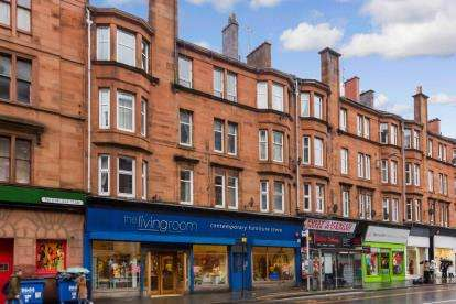 1 Bedroom Flat for sale in Dumbarton Road, Partick