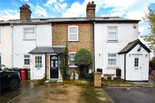 2 Bedrooms Terraced House for sale in Kings Terrace, Sutton Lane, Slough