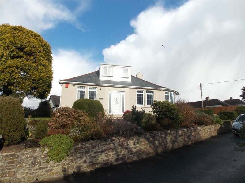 4 Bedrooms Detached Bungalow for sale in Lambs Lane, Falmouth, Cornwall