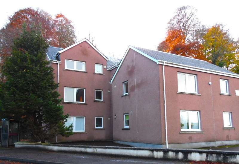 1 Bedroom Flat for sale in Millburn Place, Inverness, IV2 3PJ