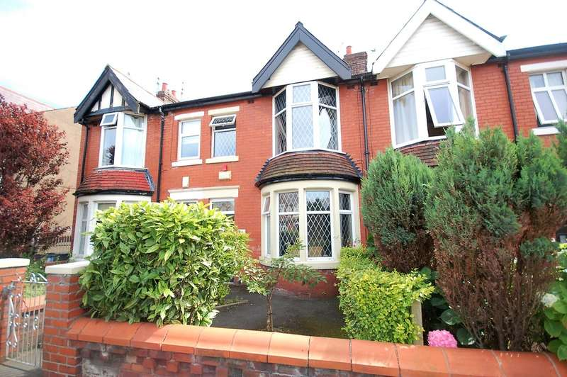 3 Bedrooms Terraced House for sale in Gorse Road, Blackpool