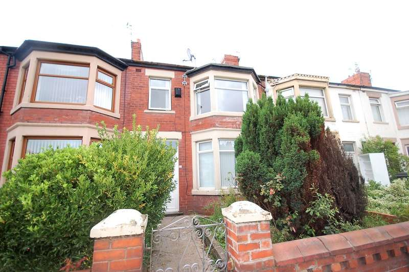 3 Bedrooms Terraced House for sale in Ansdell Road, Blackpool