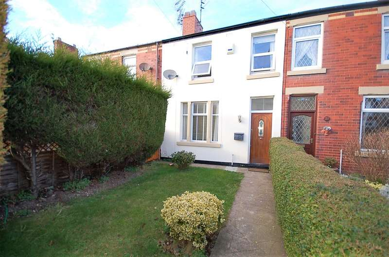 2 Bedrooms Terraced House for sale in Pedders Lane, Blackpool