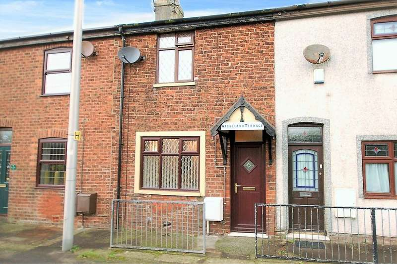 2 Bedrooms Terraced House for sale in School Road, Blackpool