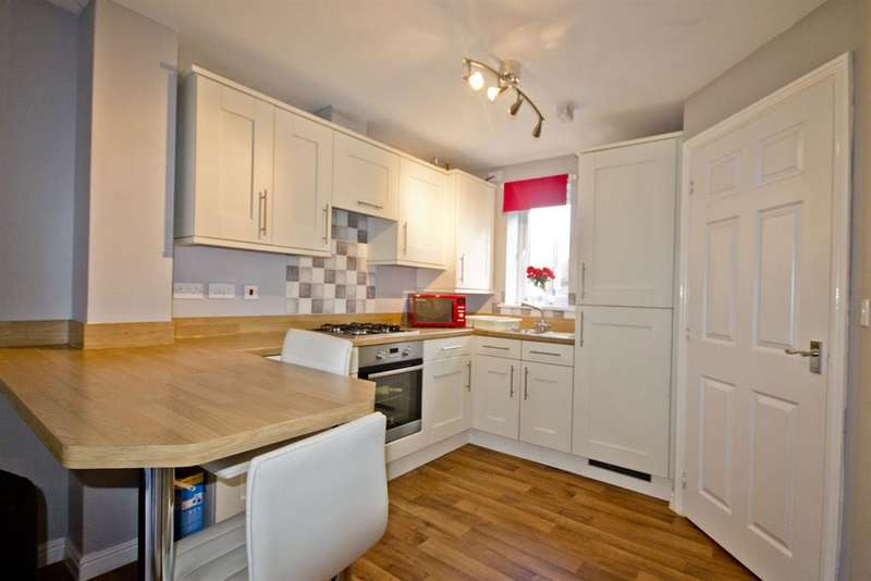 3 Bedrooms Town House for sale in Dales Park Rd , Hemlington, Middlesbrough, TS8 9SA