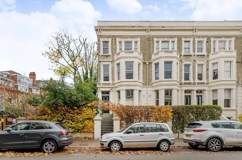 3 Bedrooms Maisonette Flat for sale in Winchester Road, Belsize Park, NW3