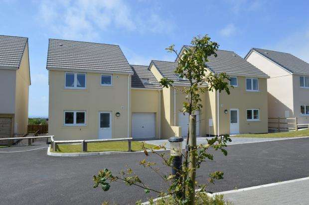 4 Bedrooms Semi Detached House for sale in Eleni Close, Sennen, Penzance, Cornwall