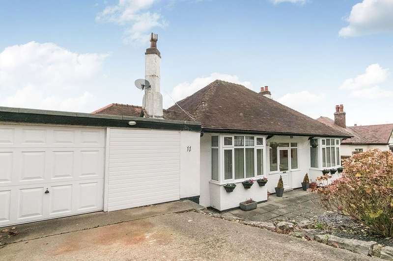 3 Bedrooms Detached Bungalow for sale in Mount Ida Road, Prestatyn, LL19