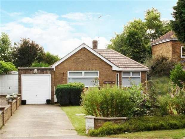 2 Bedrooms Detached Bungalow for sale in Fleet Road, Fleet, Holbeach, Spalding, Lincolnshire