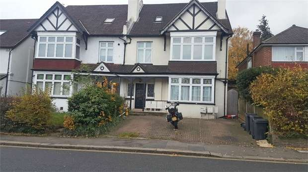 2 Bedrooms Flat for sale in 64 Mayfield Road, South Croydon, Surrey