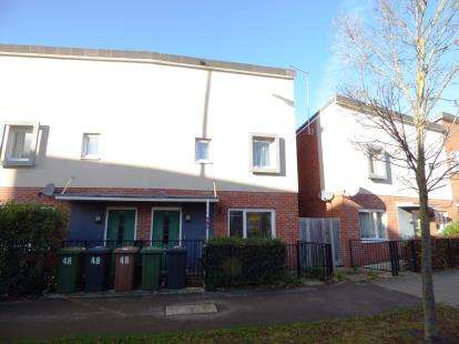 2 Bedrooms End Of Terrace House for sale in Cook Avenue, Hempsted, Peterborough, Cambridgeshire