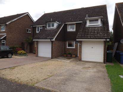 3 Bedrooms Semi Detached House for sale in Hopcraft Close, Upper Arncott, Bicester, Oxfordshire