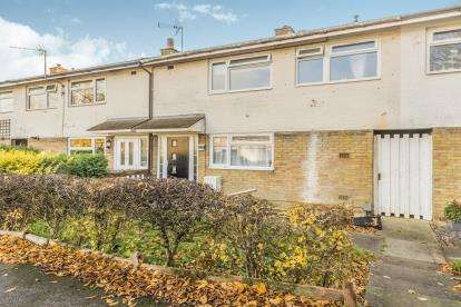 3 Bedrooms Terraced House for sale in Telford Avenue, Stevenage, Hertfordshire, England