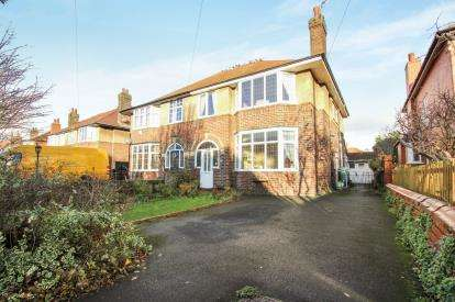 4 Bedrooms Semi Detached House for sale in Mayfield Road, Lytham St Annes, Lancashire, England, FY8