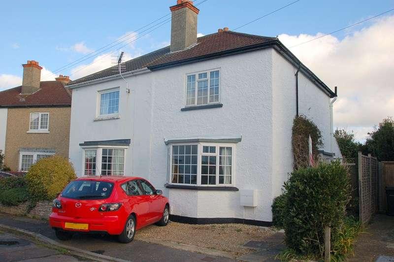 2 Bedrooms Semi Detached House for sale in The Haven, Alverstoke, Gosport