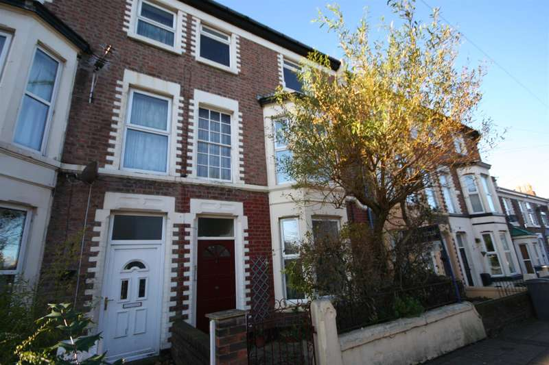 5 Bedrooms Semi Detached House for sale in Richmond Street, Wallasey, CH45 2LE