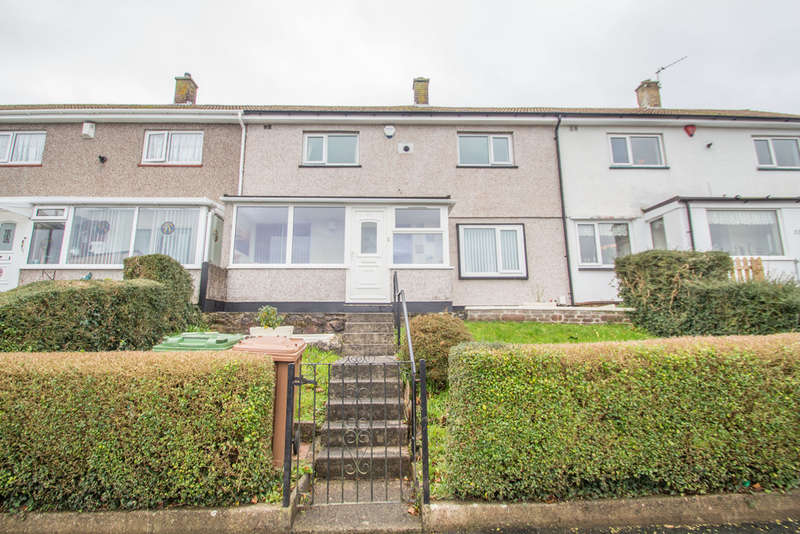 2 Bedrooms Terraced House for sale in St Budeaux, Plymouth