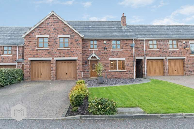 4 Bedrooms Detached House for sale in Reedymoor, Westhoughton, Bolton, BL5